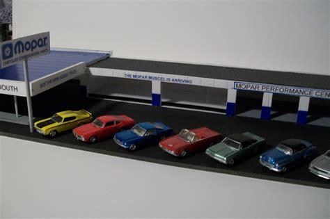 car choice motors inc your choice car dealer ship diorama for 1 64 scale