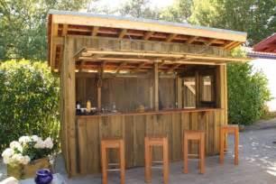 terrasse bar terrasse bois bar nos conseils