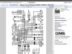 wiring diagram bayou 300 1987 page 3 atvconnection com