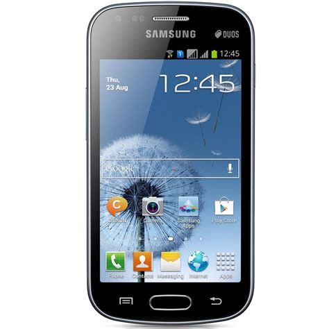 mobile phone  samsung galaxy  duos android