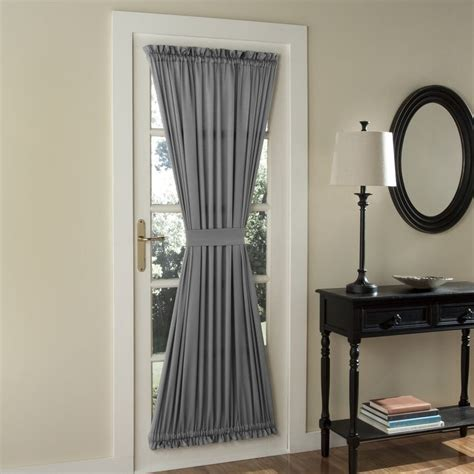 drapery ideas for french doors 1000 ideas about french door curtains on pinterest door