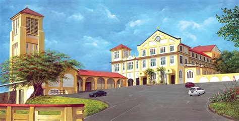 mt st benedict trinidad the abbey of our lady of exile mount st benedict in