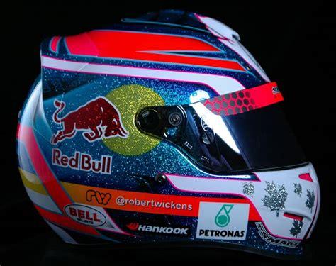 helm design entwerfen karting helmet for robert wickens helmets pinterest