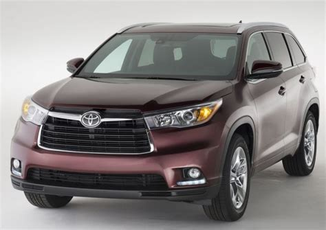 2015 Toyota Highlander Release Date 2015 Toyota Highlander Review And Price Hybrid Release Date