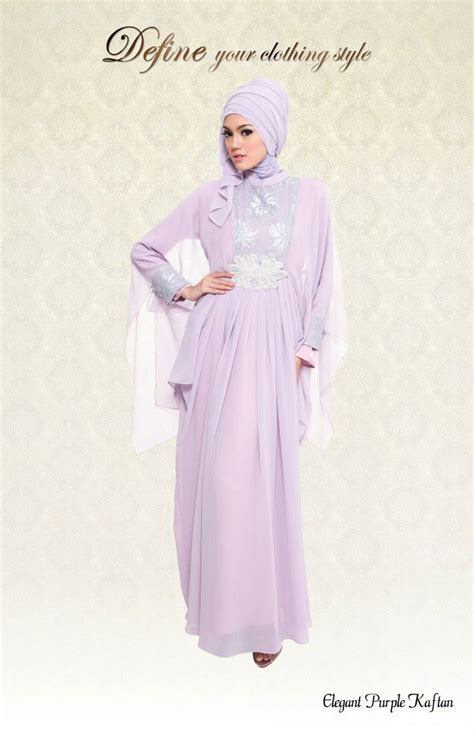Gamis Pesta Busui Friendly kaftan lebaran cantik by define dewihijab