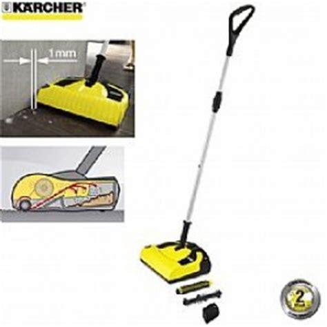 Karcher K55 Plus Electric Broom swivel sweeper karcher k55plus 4 8v rechargeable electric with working width 265mm broom