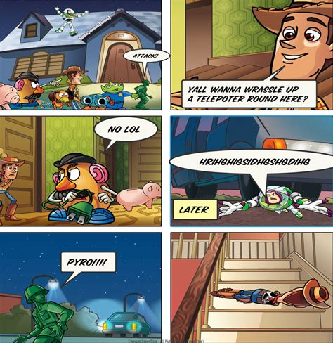 Toys Story Meme - toy story comic memes