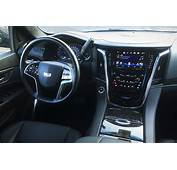 Interior Of The 2015 Platinum Cadillac Escalade  Autos Post