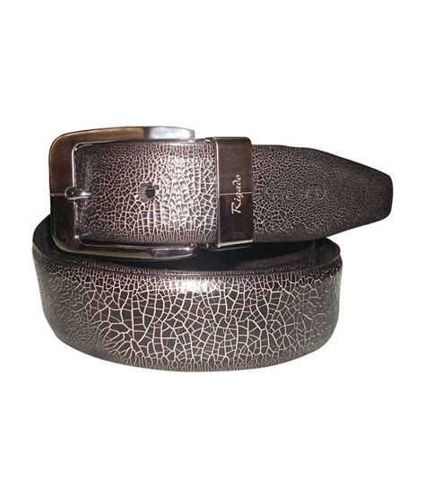 rigado forest genuine leather belt buy at low