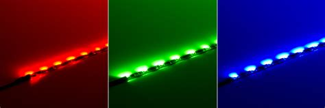green led light strips swfls series 30 side emitting led light