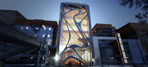 most architect l oreal office building by iamz design studio modern architecture of stockholm sweden http