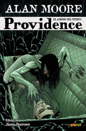 providence 01 alan moore 849094542x providence 01 librera joker