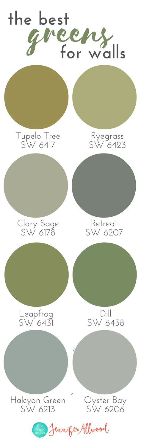 favorable green color paint shades tags green paint colors determining your favorite