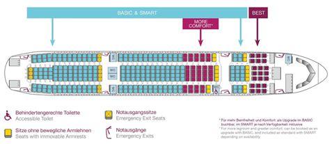 airbus a330 posti a sedere barrierefrei reisen informieren eurowings