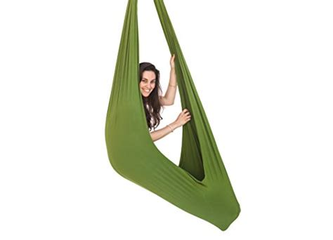 lycra hammock swing therapy swing by inyard tm cuddle swing sensory swing