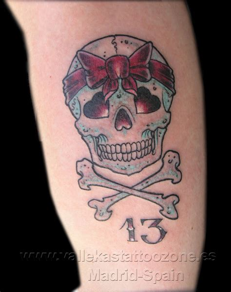 calavera tattoo pin new school tattoos designs the real trend on