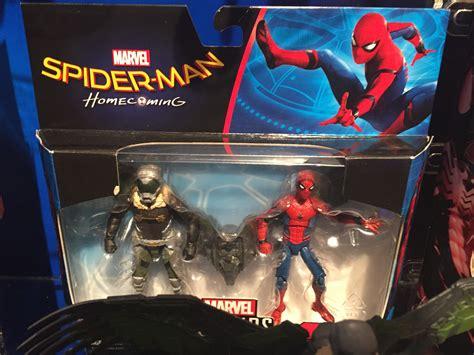 Xl931345 Ciat 3in1 Spider Set Fair Marvel Legends 2017 4 Quot Two Packs Shocker
