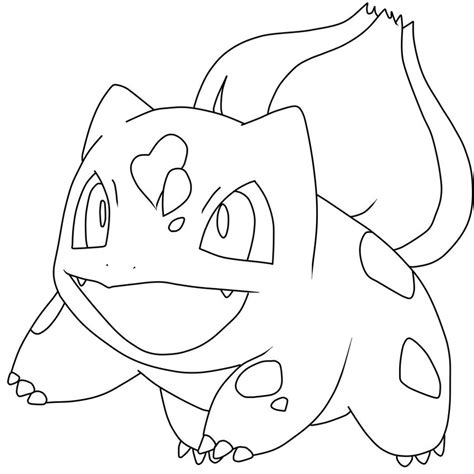 pokemon coloring pages of bulbasaur pokemon bulbasaur coloring pages images pokemon images