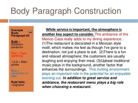 essay structure body paragraph basic five paragraph essay 6 14