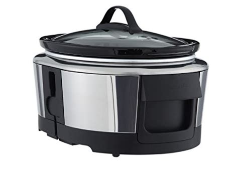 wifi cooker crock pot 6 quart wemo smart wifi slow cooker thatsweetgift