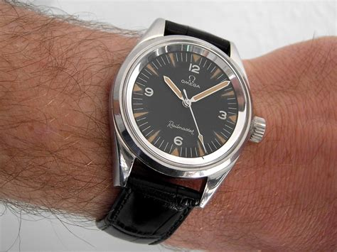 Omega Railmaster   The happy end of a long hunt
