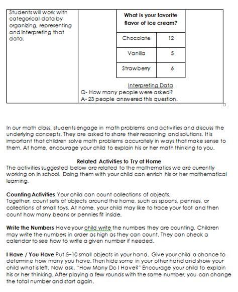 Parent Letter For Apple Unit Dses Grade Team