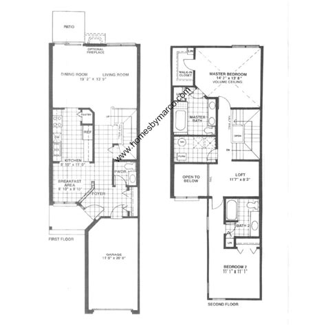 portrait homes floor plans pasquinelli portrait homes floor plans home design and style