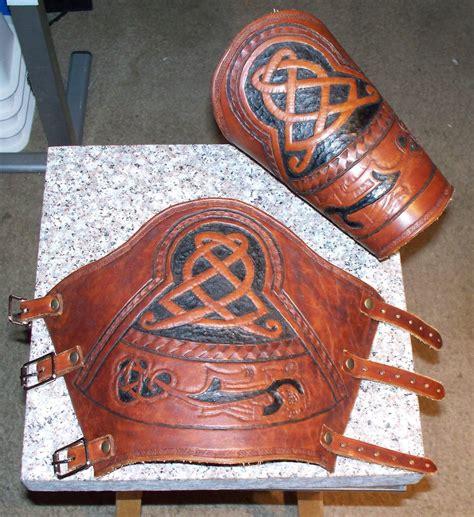pattern black chitin bracers targe bracers by sgtevmckay on deviantart