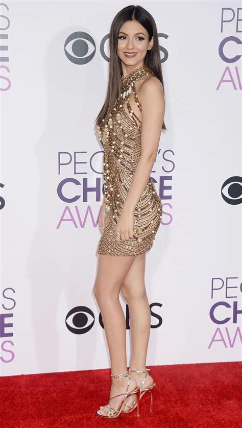 Peoples Choice Awards by Justice S Choice Awards In Los Angeles 1
