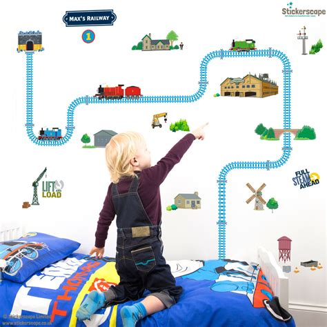 engine wall stickers fabulous the tank engine wall decal vinyl