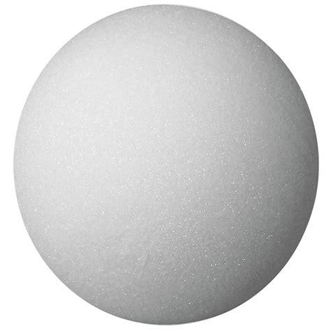 Home Decor Ideas For Cheap floracraft 174 styrofoam 174 ball white