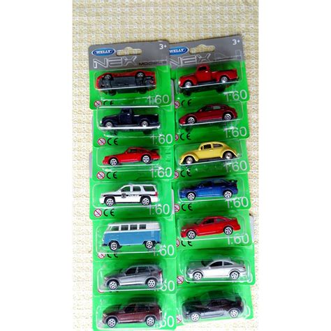 Mainan Diecast Welly 160 3inchdiecastbliss new welly 1 60 for 1st quarter 2016