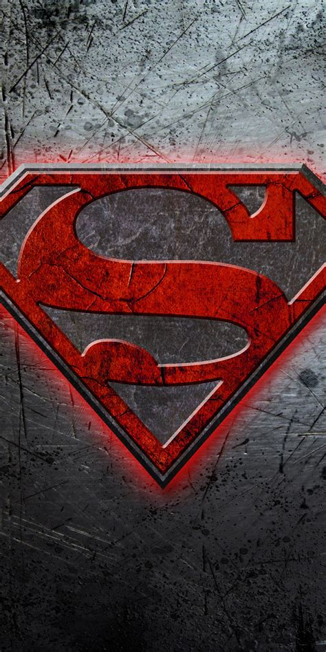 superman logo ultra hd wallpaper