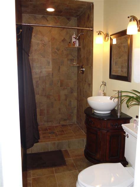 Small master bath remodel   Traditional   Bathroom   Newark