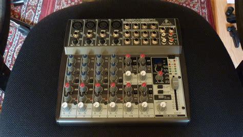 Mixer Xenyx 1202fx behringer xenyx 1202fx image 1142587 audiofanzine