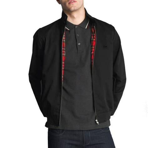 Jaket Forwad Harrington Black new merc black harrington jacket retro mod scooter all sizes ebay