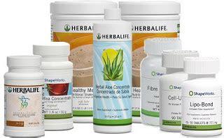 Paket Pelangsing Herbalife herbalife diet herbal