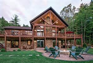 cost to build a house in nh a mountain log home in new hshire