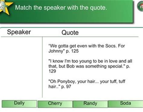 the quotes with page numbers quotes from the outsiders with page numbers quotesgram