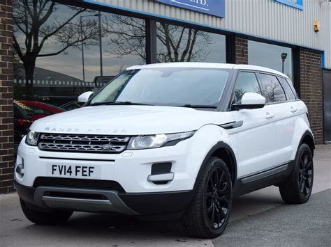 land rover range rover evoque 4 door used land rover range rover evoque 2 2 sd4 tech 5