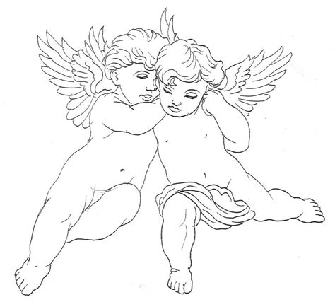 cherub tattoos designs cherub meanings design pictures