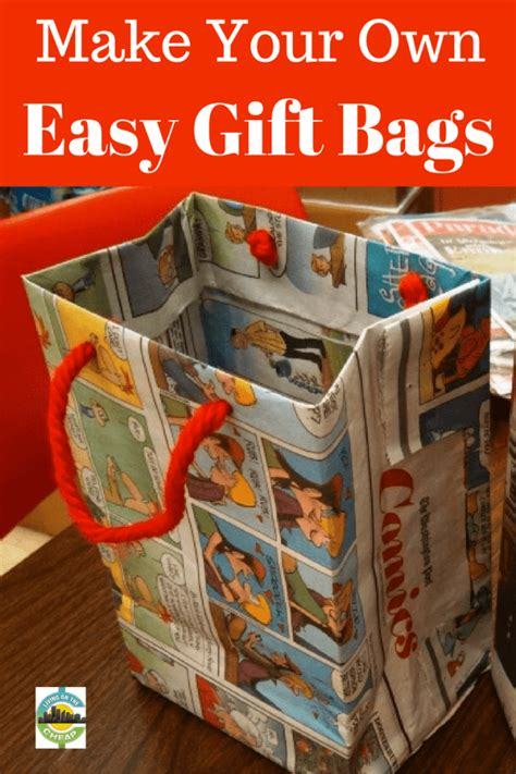 Make Your Own Custom Gift - make your own gift bags