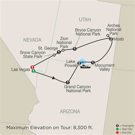america national park vacation packages tours globus