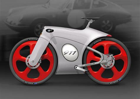 porsche bicycle 25 futuristic bicycles that will make you go wow