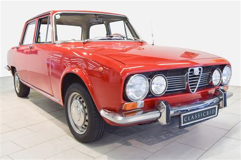 Alfa Romeo Berlina by Alfa Romeo 1750 Berlina Classicbid