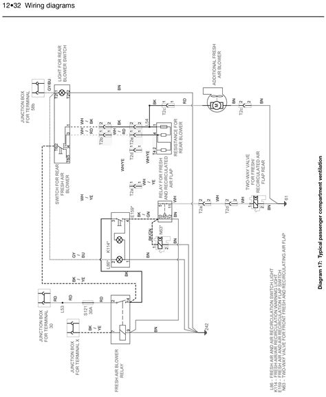 vw t4 horn wiring diagram 25 wiring diagram images