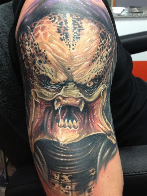 predator tattoo 17 best images about predator tattoos on