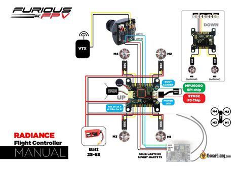 naze32 flight controller wiring diagram naze32 rev 6