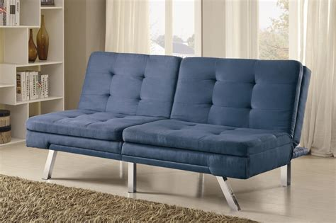 sofa bed los angeles coaster 300212 blue fabric sofa bed steal a sofa