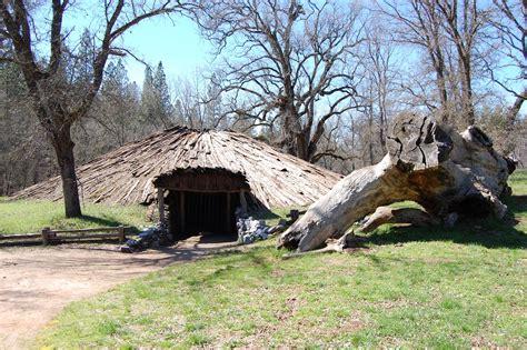 miwok houses shelter miwok indians